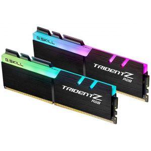 G.Skill Trident Z RGB Series 32GB ( 16GB x 2 Kit ) 3200MHz DDR4 Desktop RAM ( F4-3200C16D-32GTZR ) main image