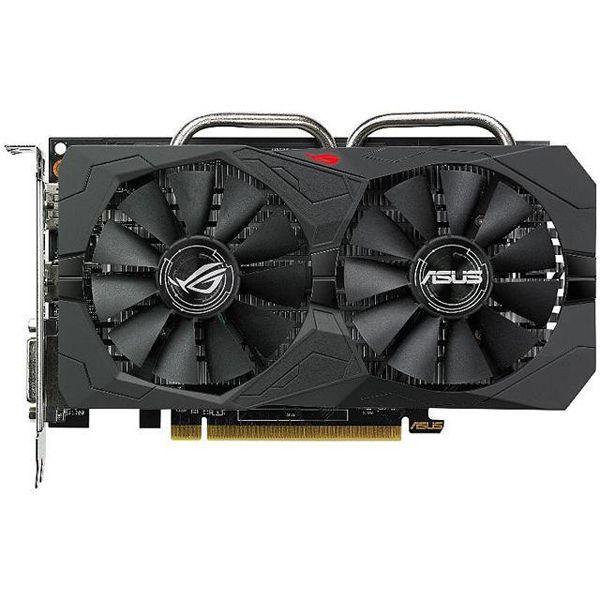 Asus Radeon RX 560 4GB Strix Graphics Card GPU AMD