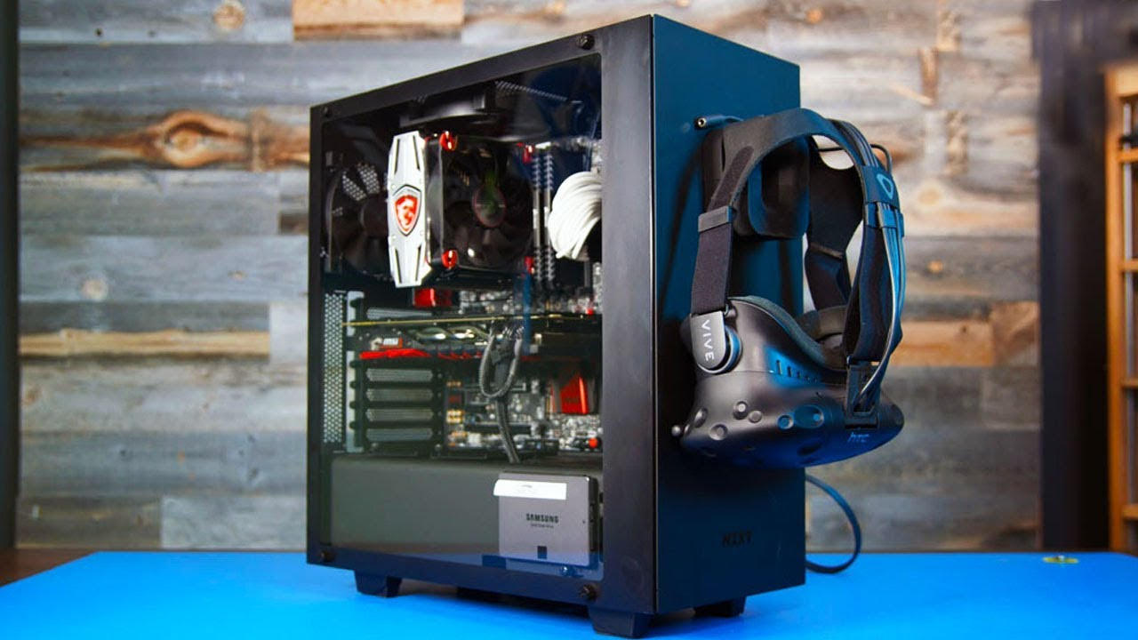Elucidating The Best PC Cases For Gaming