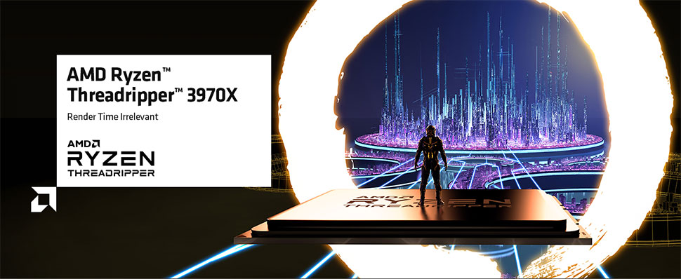 amd threadripper 3970x banner