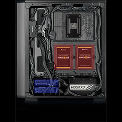 corsair 175r rgb storage options