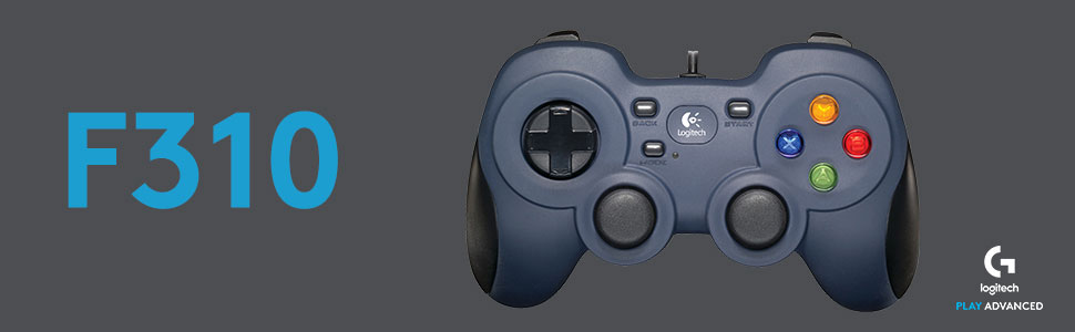 Buy Logitech F310 Wired Gamepad at Best Price in India - starcomp.in