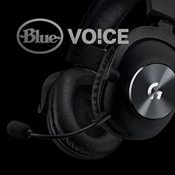 Logitech G Pro X Blue Voice