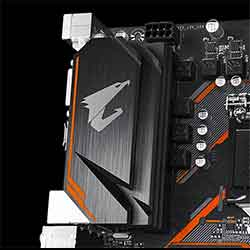 gigabyte b365m aorus elite advanced thermal design