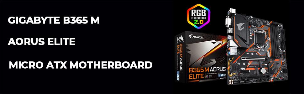 gigabyte b365m aorus elite banner