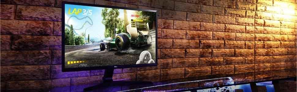 lg 24mp59g gaming monitor 1ms motion blur reduction